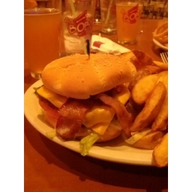 Burger Pic - Bobs Burgers and Brew