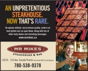 Burger Rating - Mr. Mikes